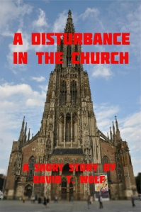 DISTURBANCE--BOOK COVER 1 + BLUR
