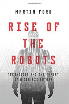rise robots hardcover