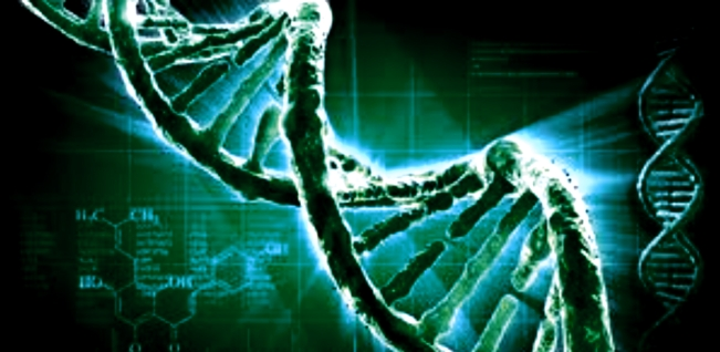 ARTIFICIAL INTELLIGENCER MASTHEAD DNA IMAGE